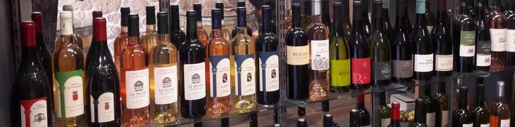 Couleurs de Terroir, Vins AOP Languedoc